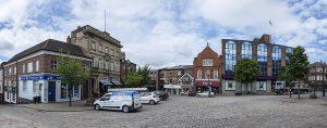 Macclesfield Town Centre