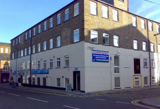Pickford Street Mill