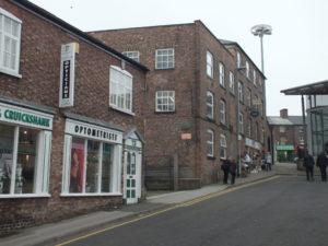 Brunswick Mill, Macclesfield
