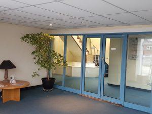 Reception Area Charter House