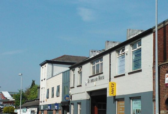 Commercial Office Macclesfield