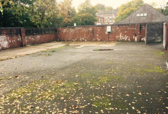 Yard Congleton