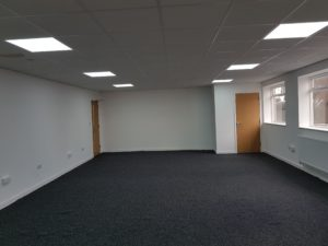 Office for 12 workstations